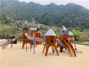 魔法森林主题儿童游乐场
