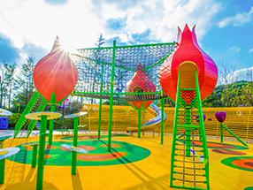 探险王国主题儿童游乐园